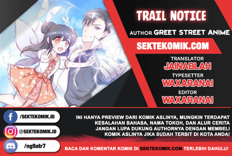 Trail Notice Chapter 122
