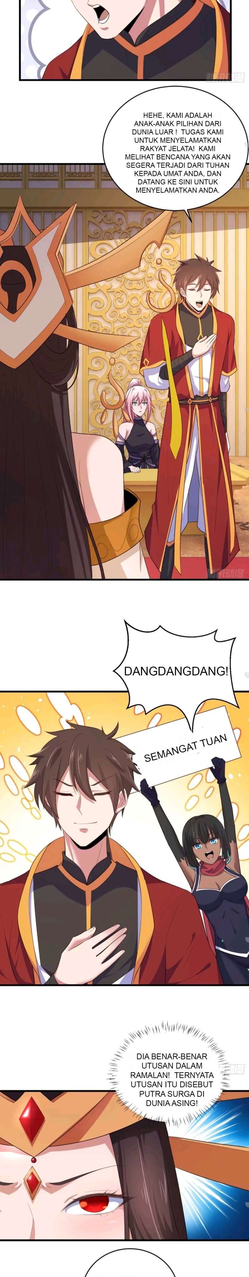 My Harem Depend on Drawing Cards Chapter 76