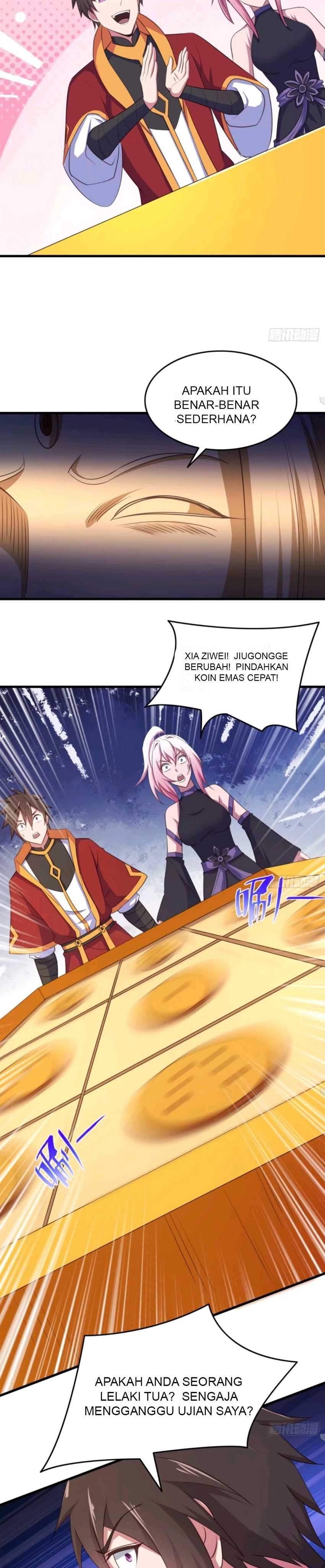 My Harem Depend on Drawing Cards Chapter 79
