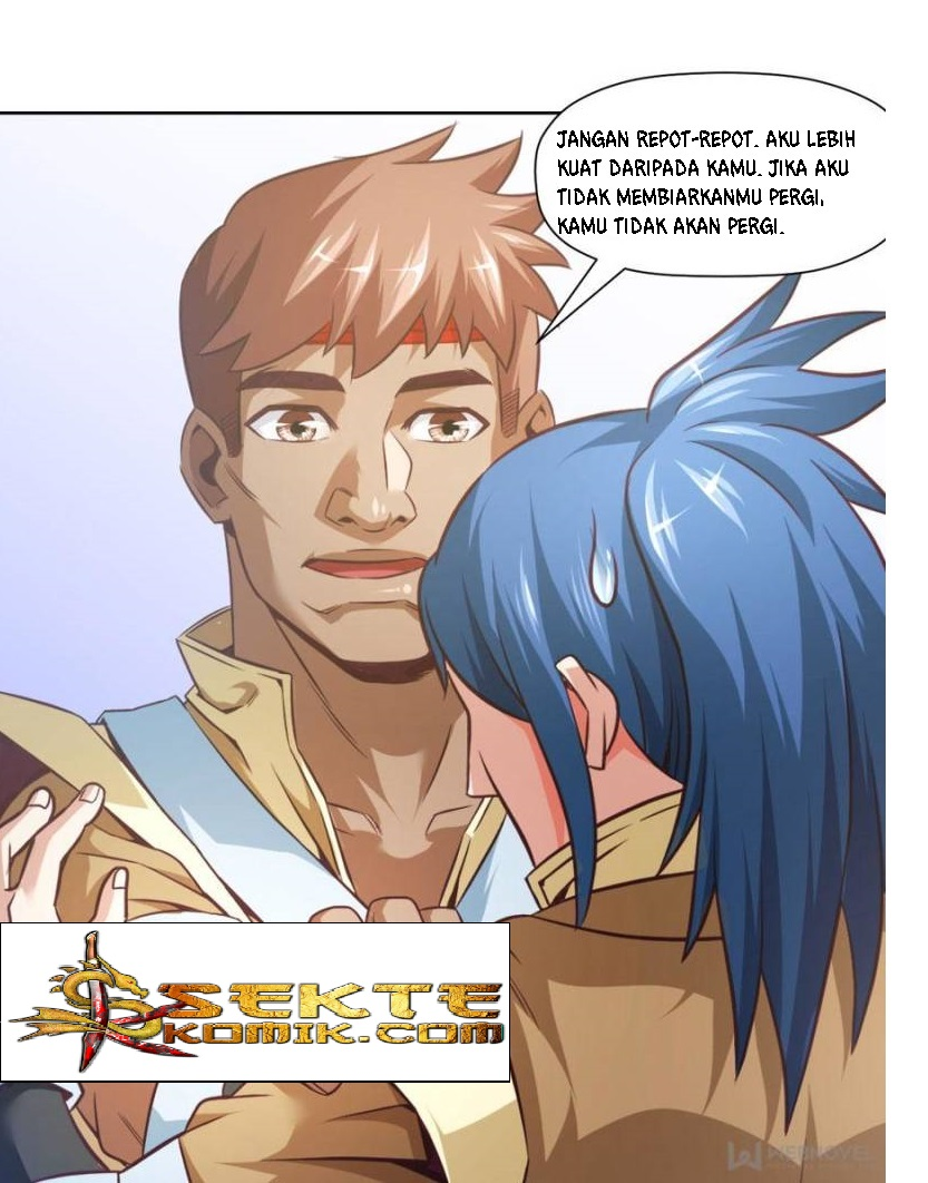 Spoiler Manhua Doomed To Be A King 4