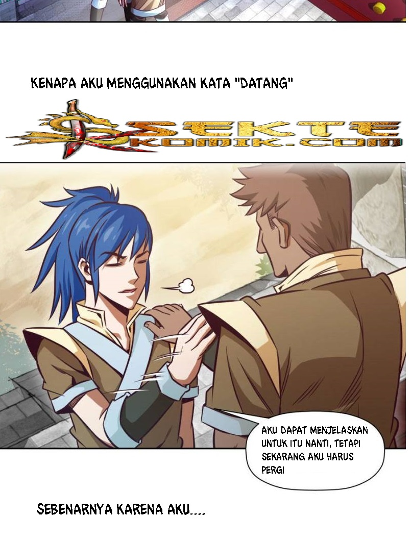 Spoiler Manhua Doomed To Be A King 1