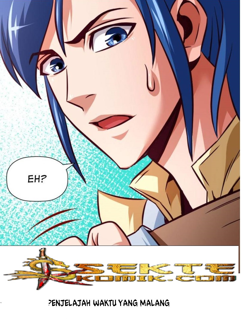 Spoiler Manhua Doomed To Be A King 3