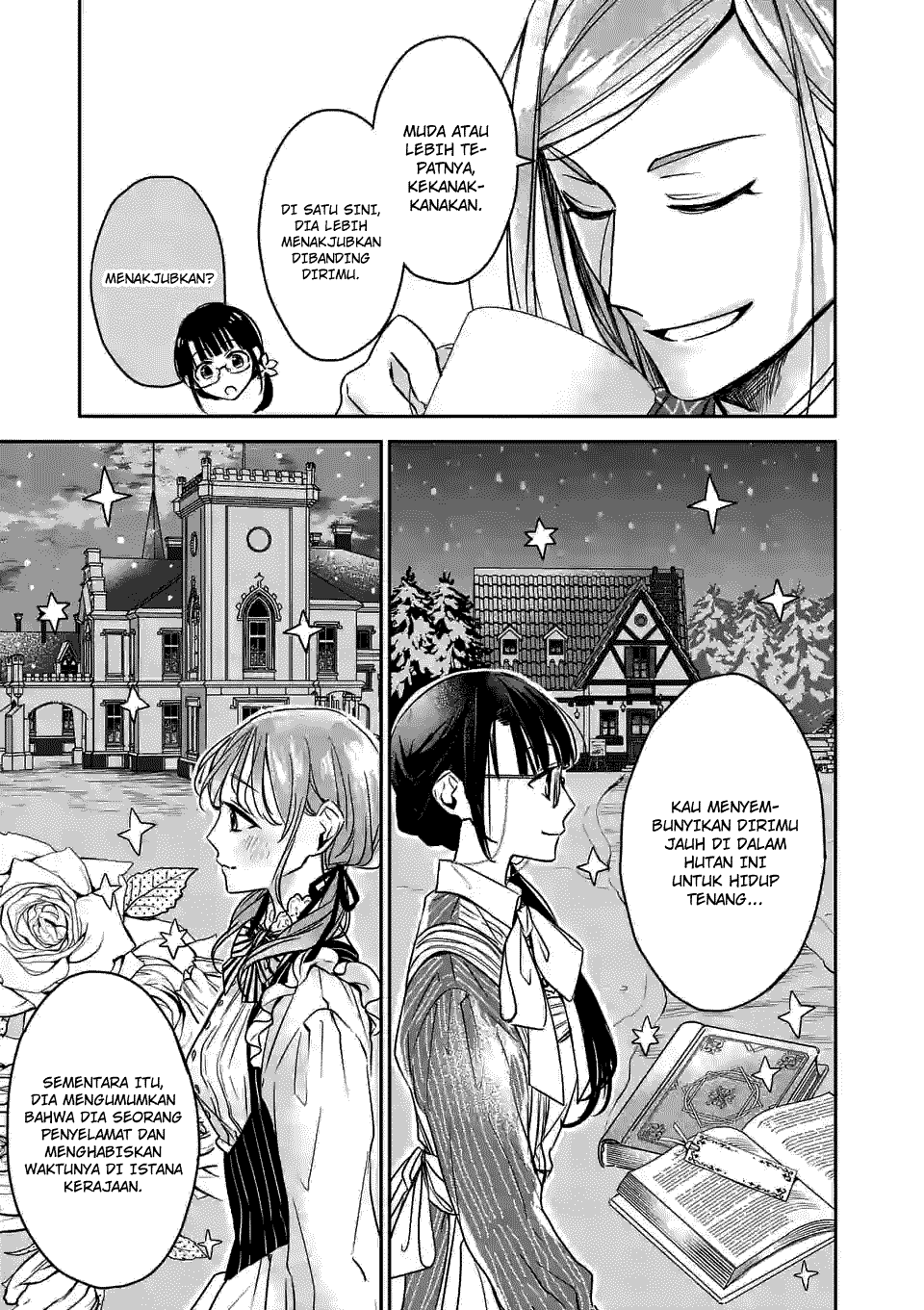 The Savior's Book Café in Another World Chapter 6