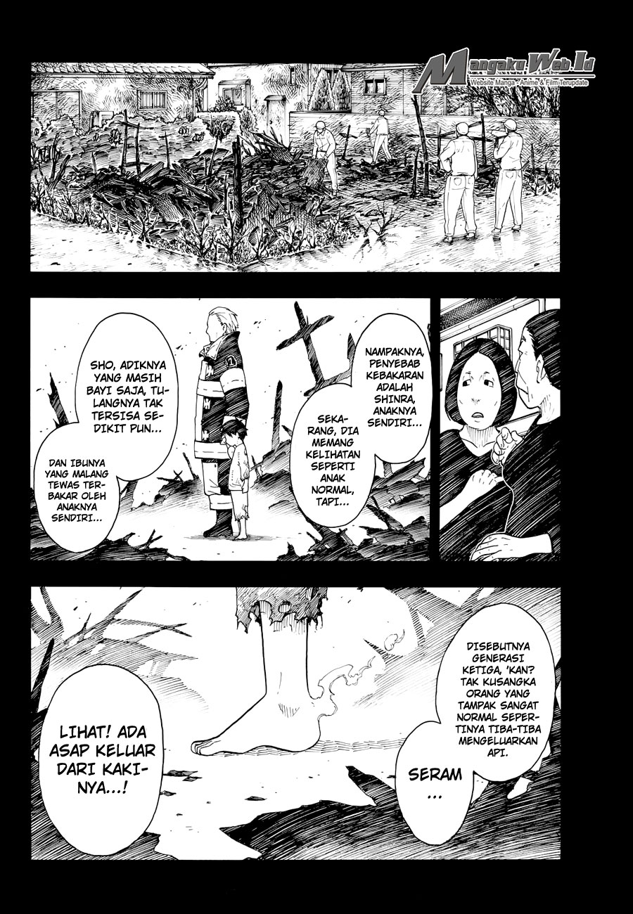 Fire Brigade of Flames Chapter 1