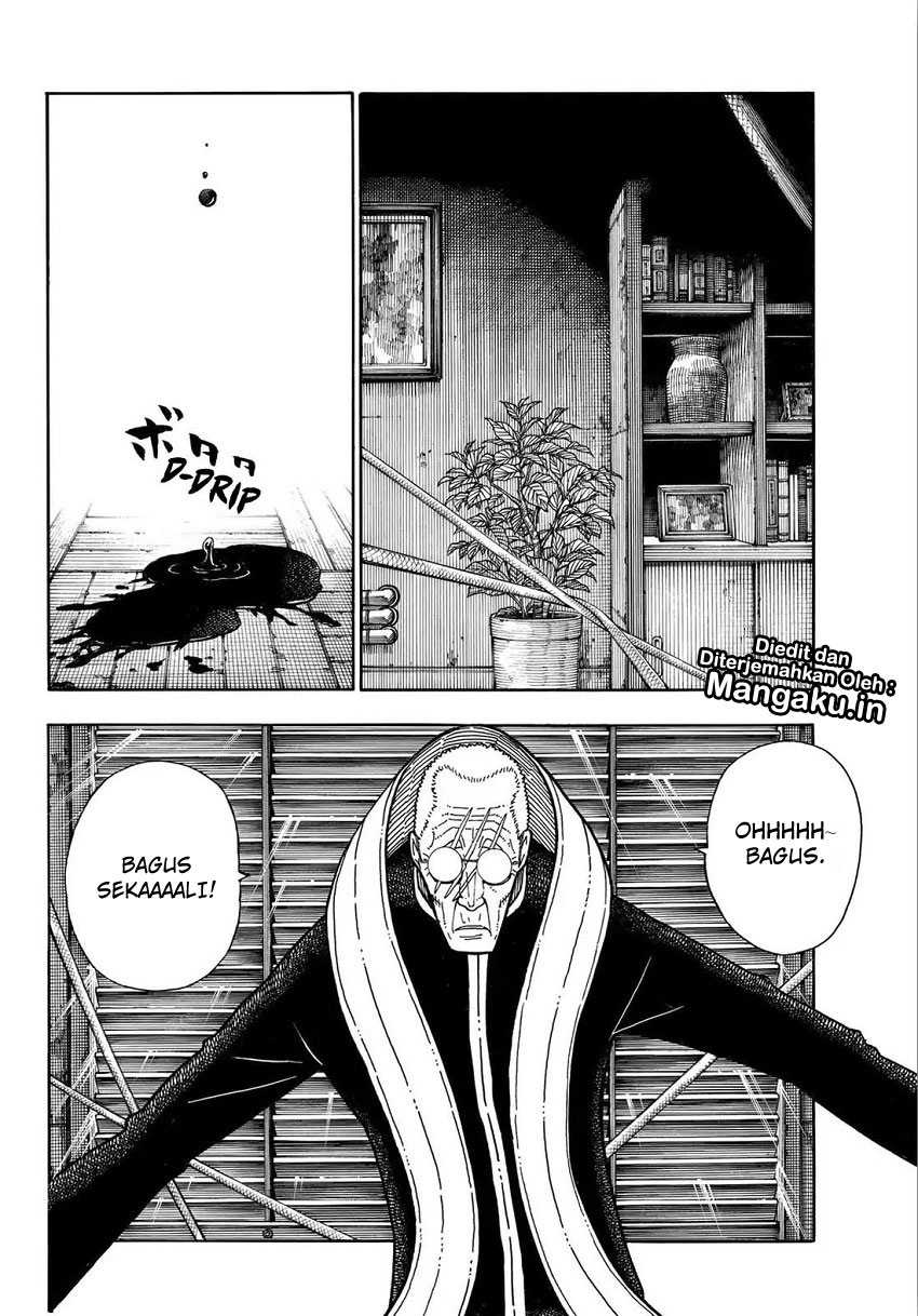 Fire Brigade of Flames Chapter 173