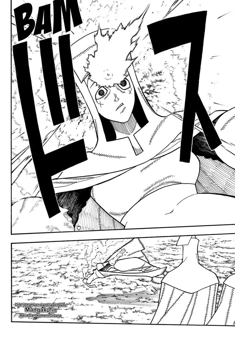 Fire Brigade of Flames Chapter 186