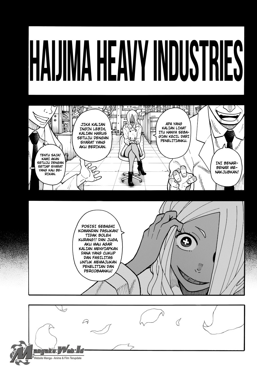 Fire Brigade of Flames Chapter 19