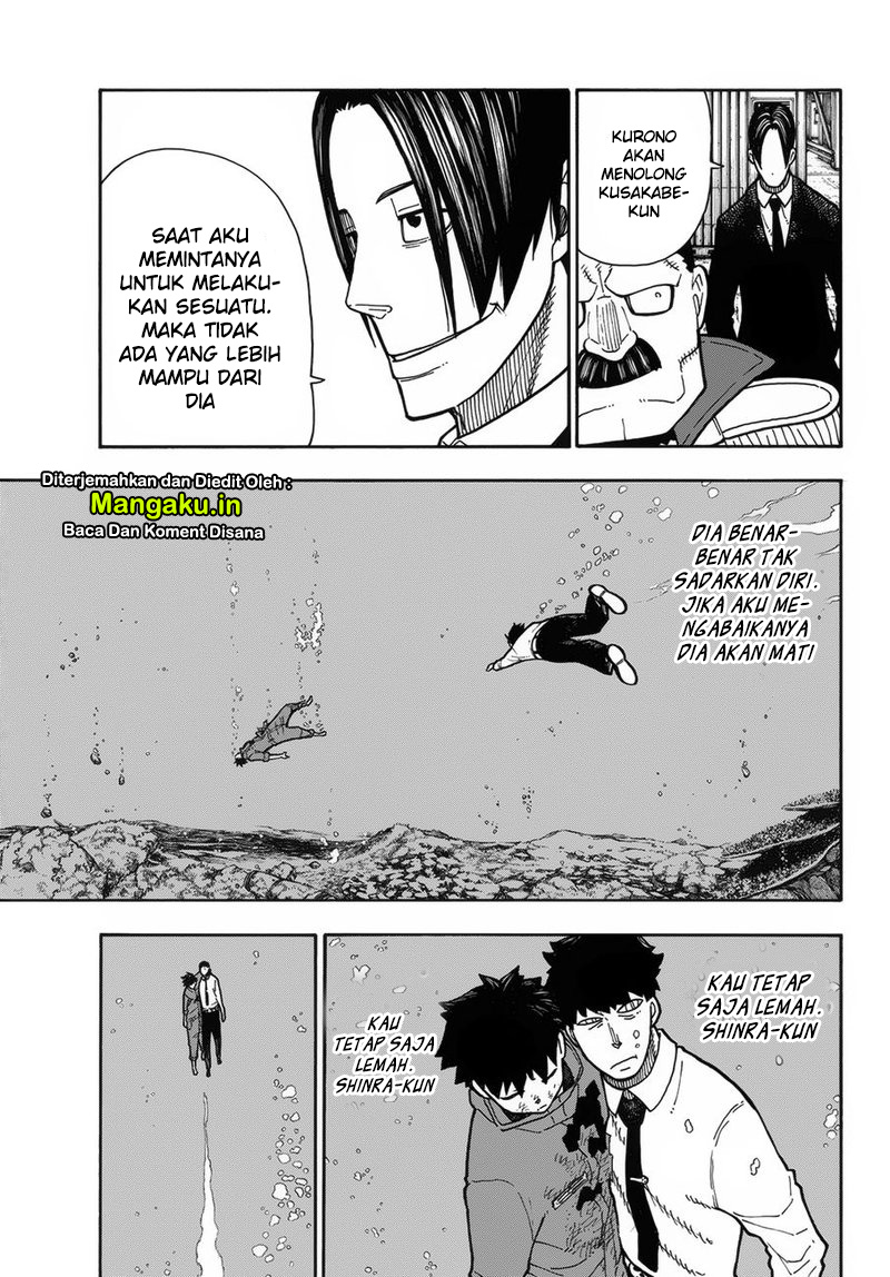Fire Brigade of Flames Chapter 212