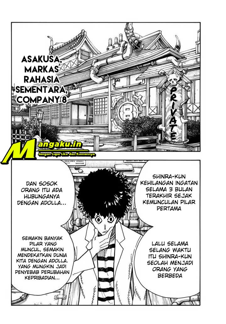 Fire Brigade of Flames Chapter 220