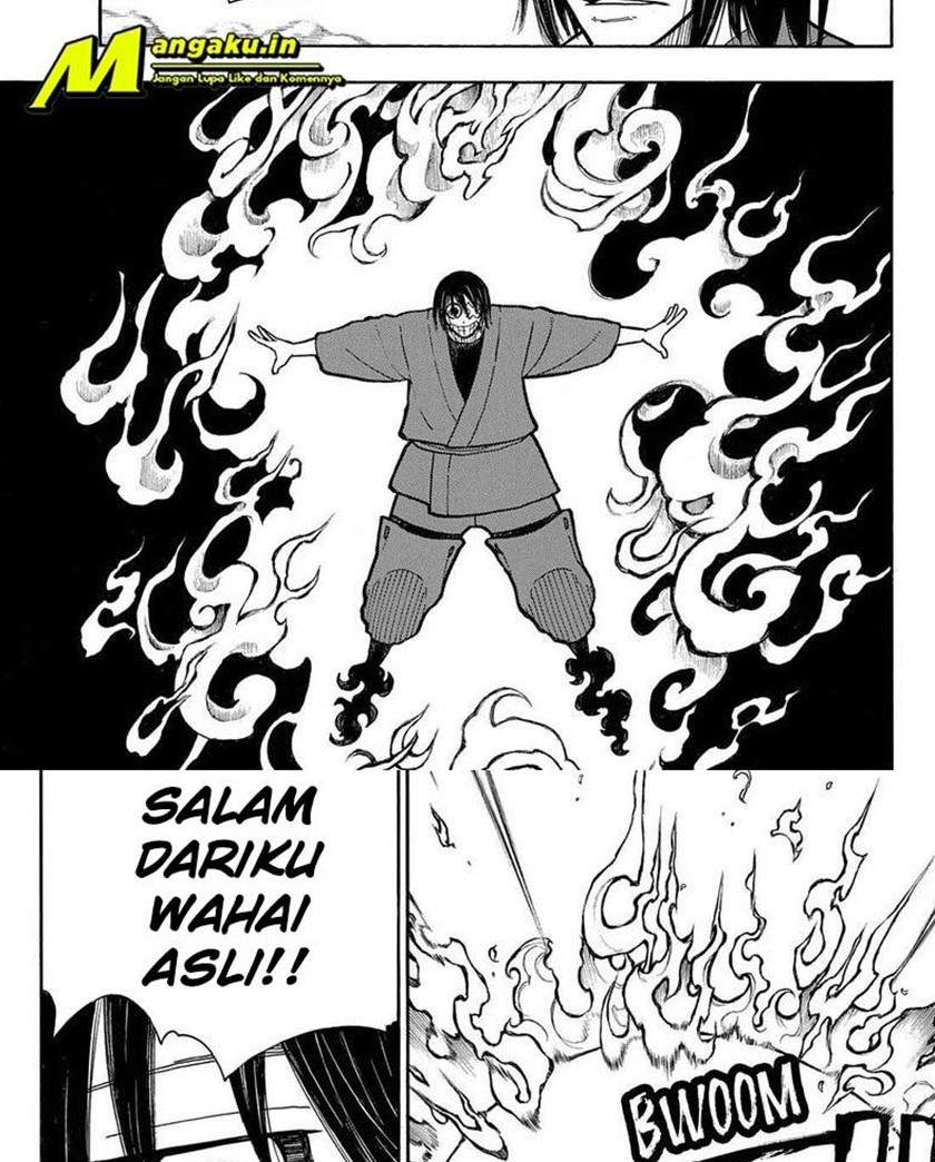 Fire Brigade of Flames Chapter 285