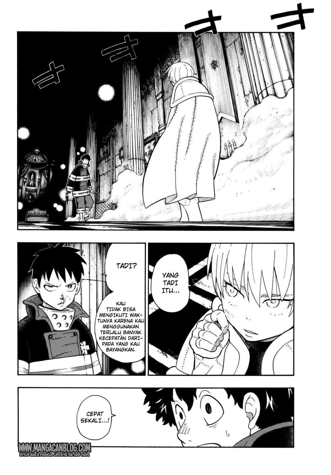 Fire Brigade of Flames Chapter 81