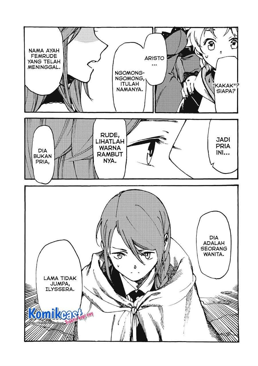 Heart-Warming Meals with Mother Fenrir Chapter 16