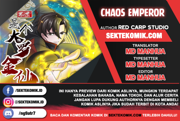 Chaos Emperor Chapter 21