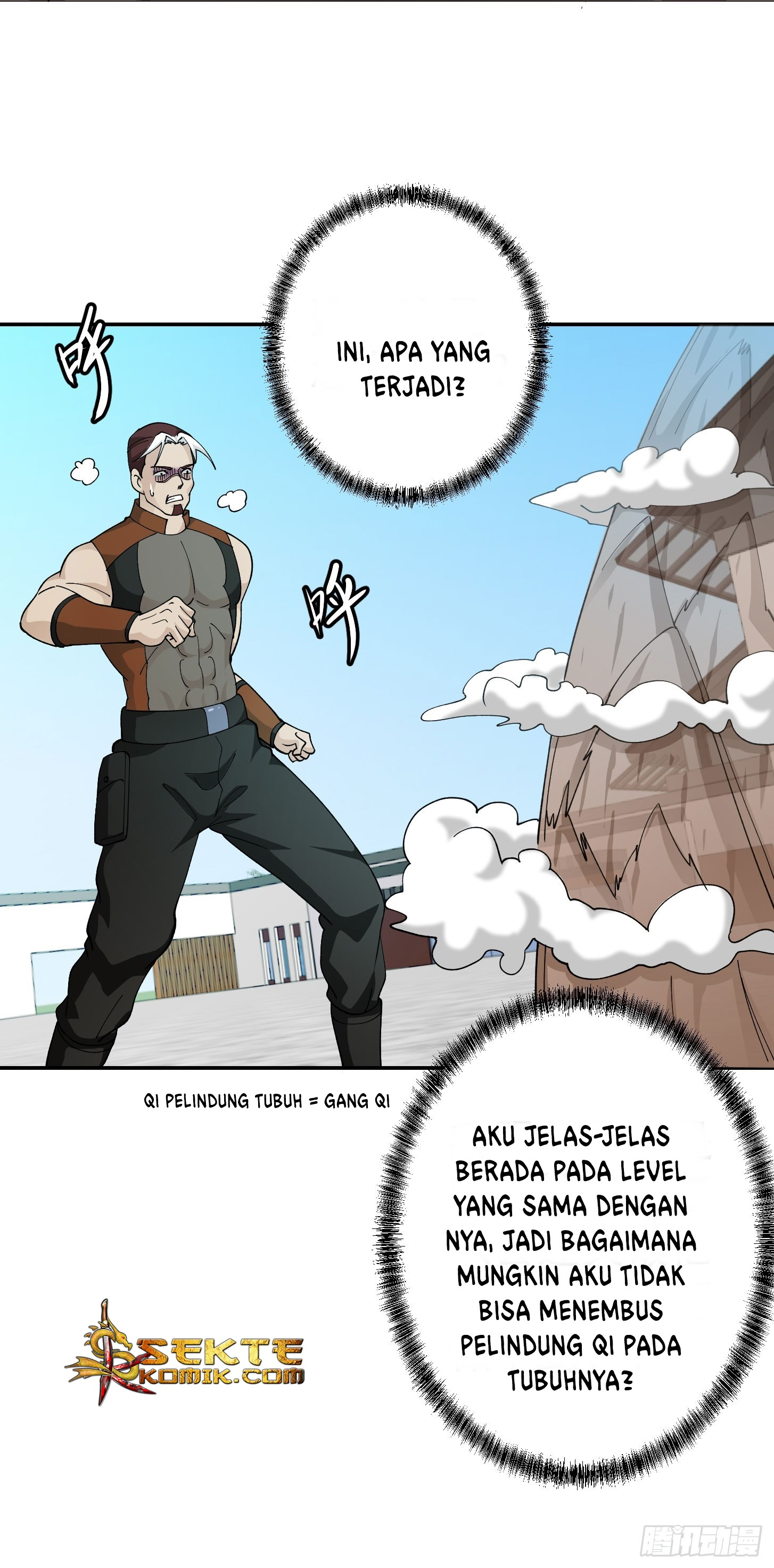 Chaos Emperor Chapter 35
