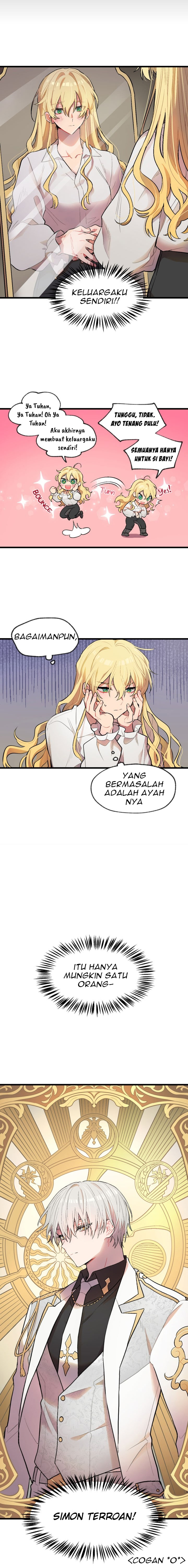 Spoiler Manhwa The Baby Isn't Yours 2