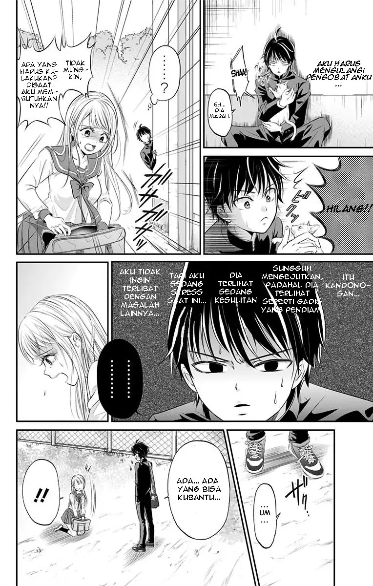 Spoiler Manga High Risk Mission Therapy 4