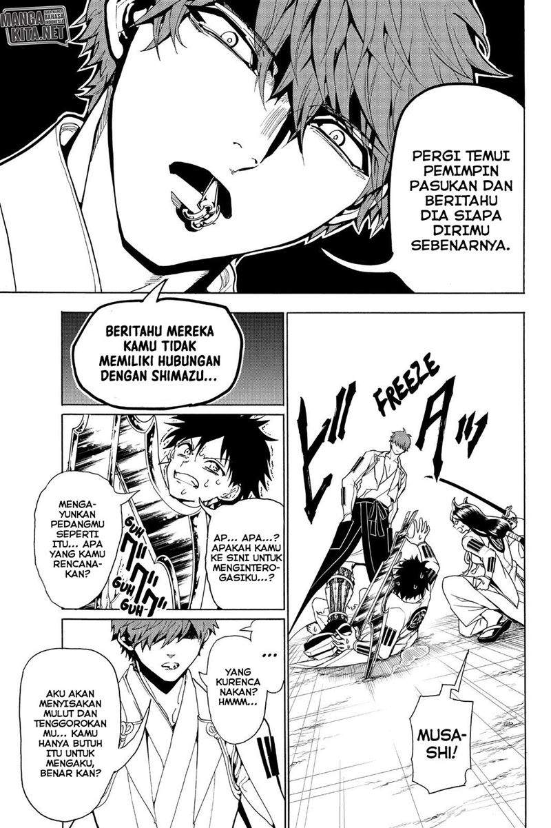 Orient Chapter 64