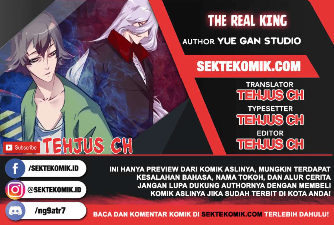 The Real King Chapter 21