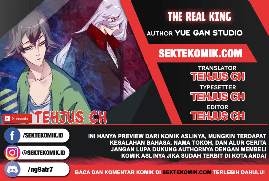 The Real King Chapter 34