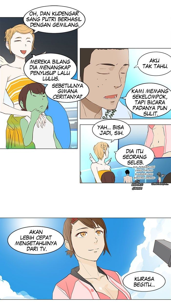 Tower of God Chapter 145