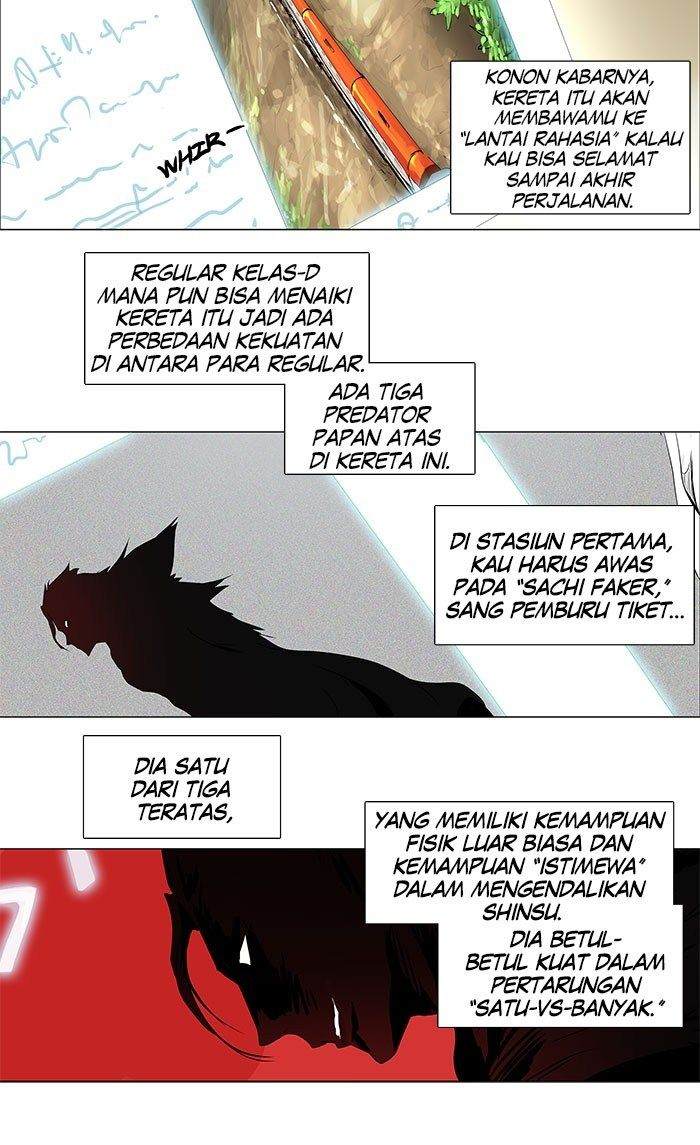 Tower of God Chapter 190