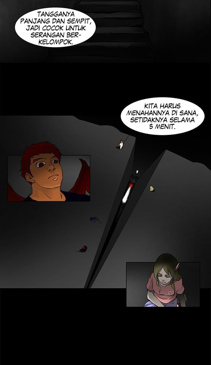 Tower of God Chapter 38