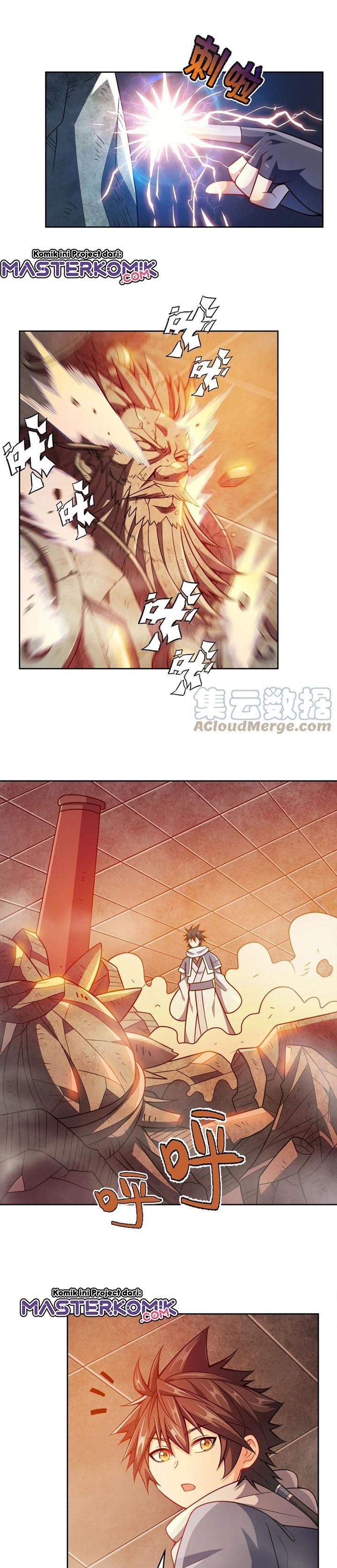 My Lady Is Actually the Empress? Chapter 41