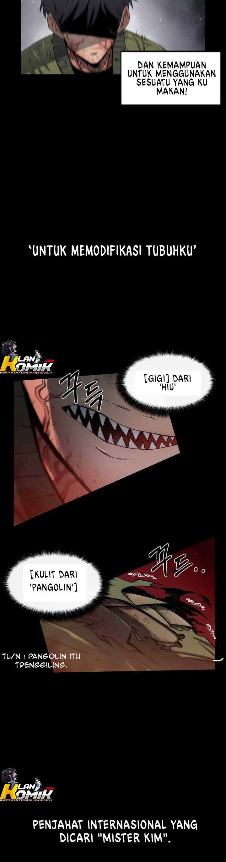 Spoiler Manhwa I Grow Stronger By Eating! 3