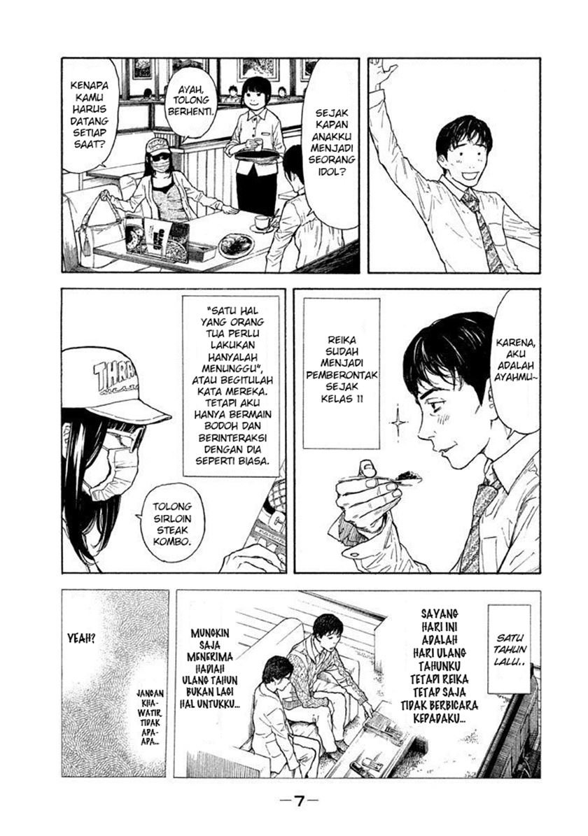 Spoiler Manga My Home Hero 3