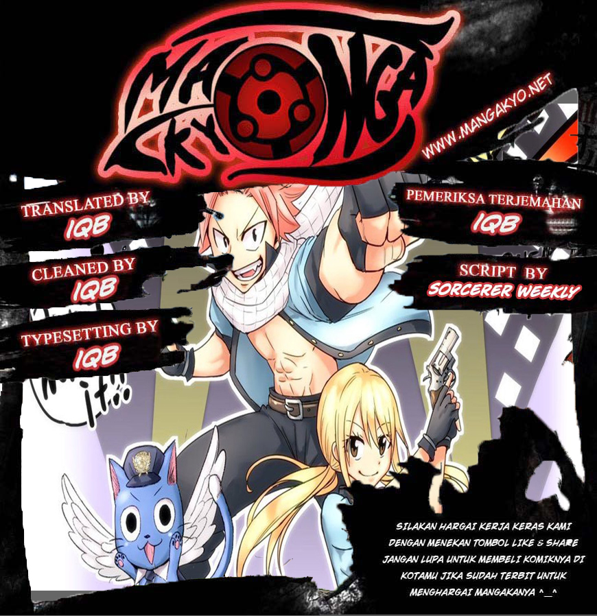 Fairy Tail City Hero Chapter 5