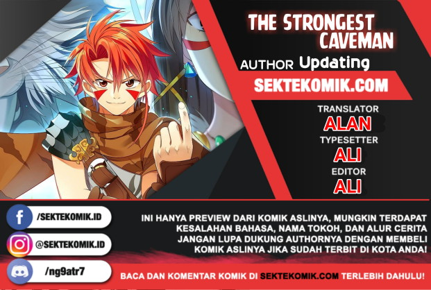The Strongest Caveman Chapter 24