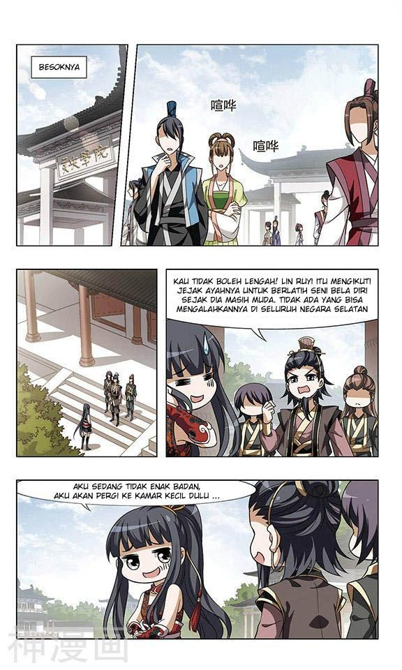 Feng Ni Tian Xia Chapter 46