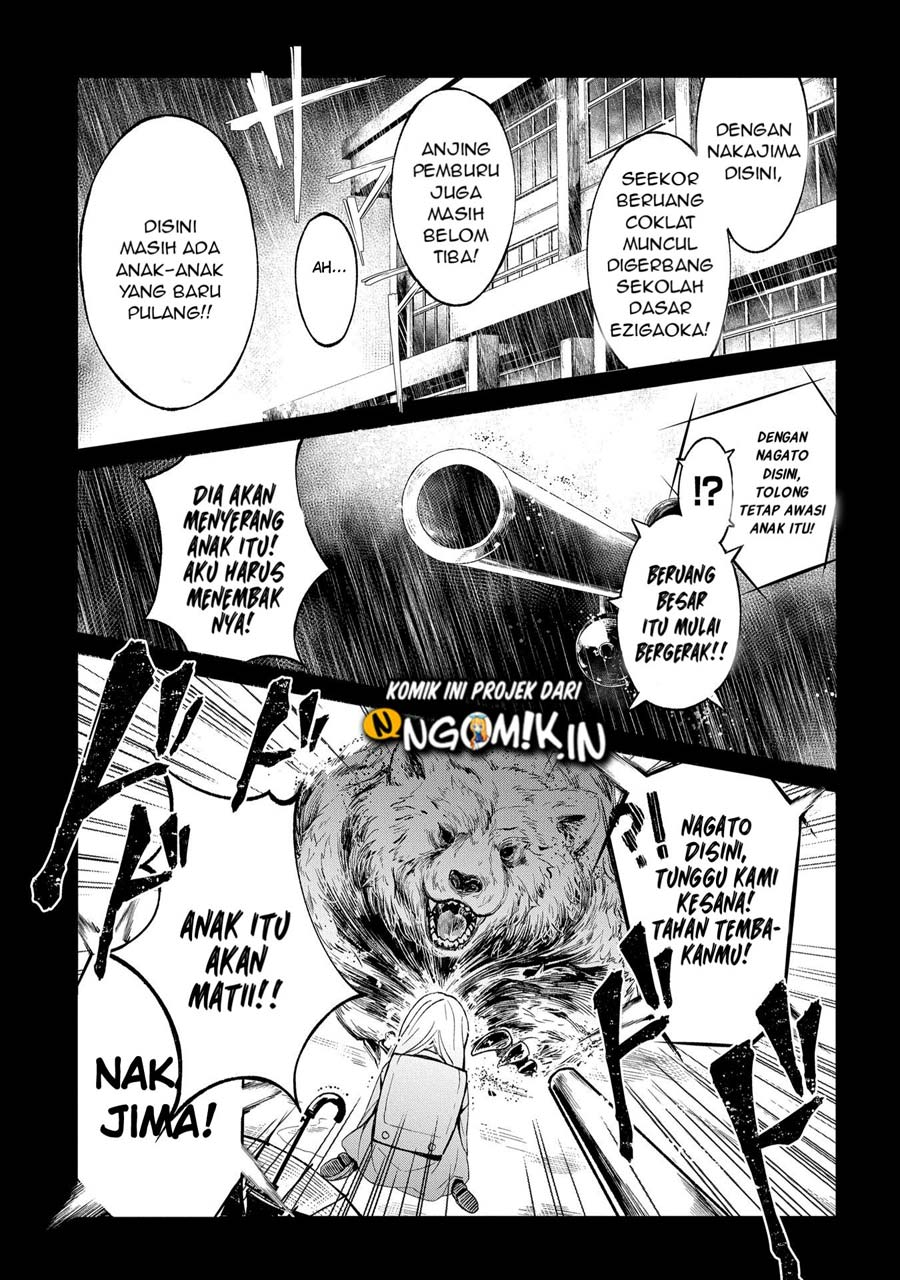 Spoiler Manga An Active Hunter in Hokkaido Has Been Thrown into a Different World 1