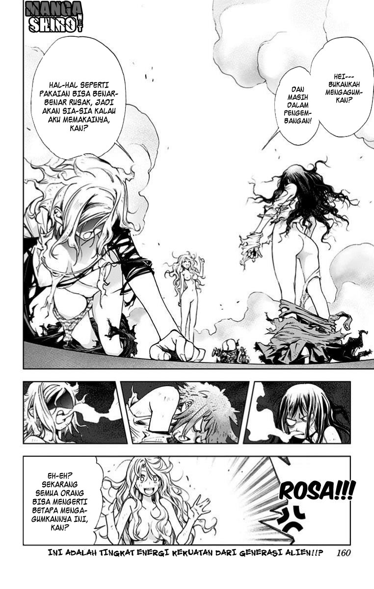 Kiss x Death Chapter 28