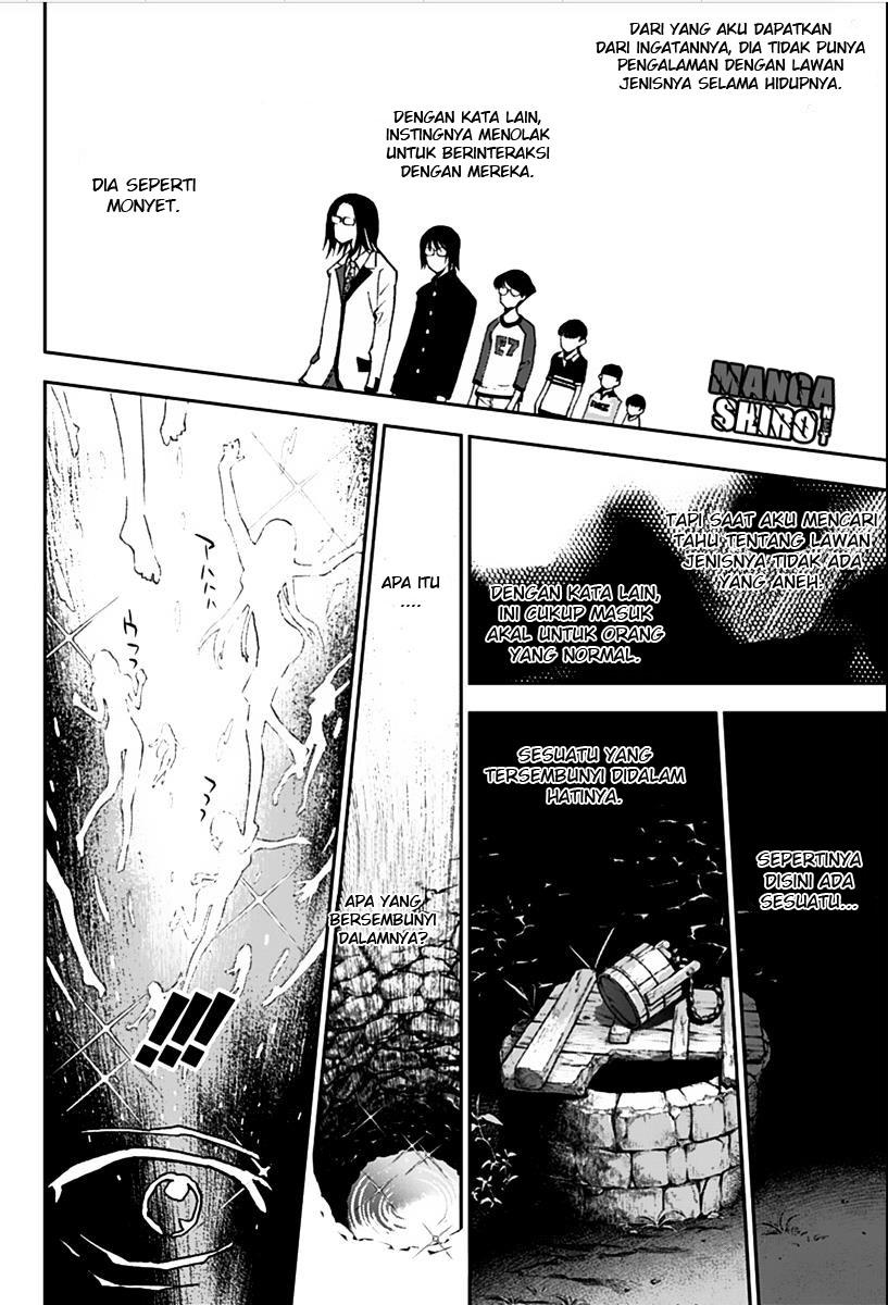 Kiss x Death Chapter 3