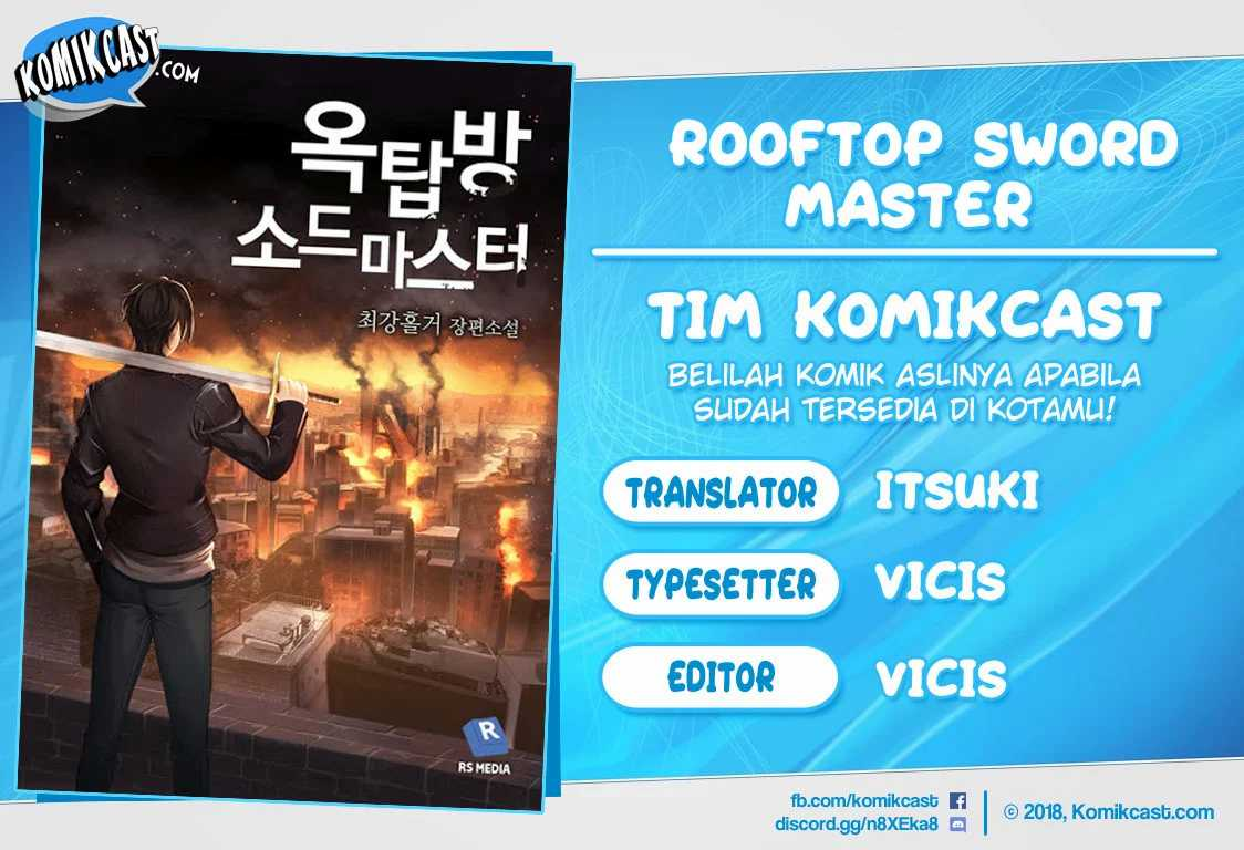 Rooftop Sword Master Chapter 3