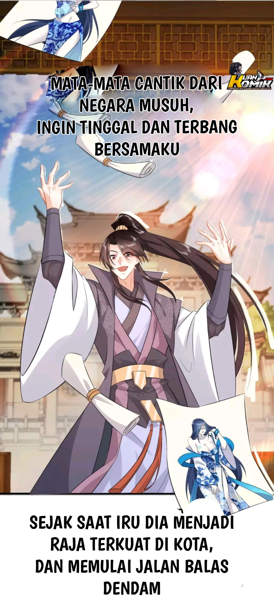 Spoiler Manhua Best Son-In-Law 3