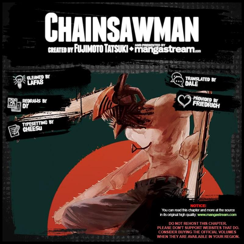 Chainsaw Man Chapter 11