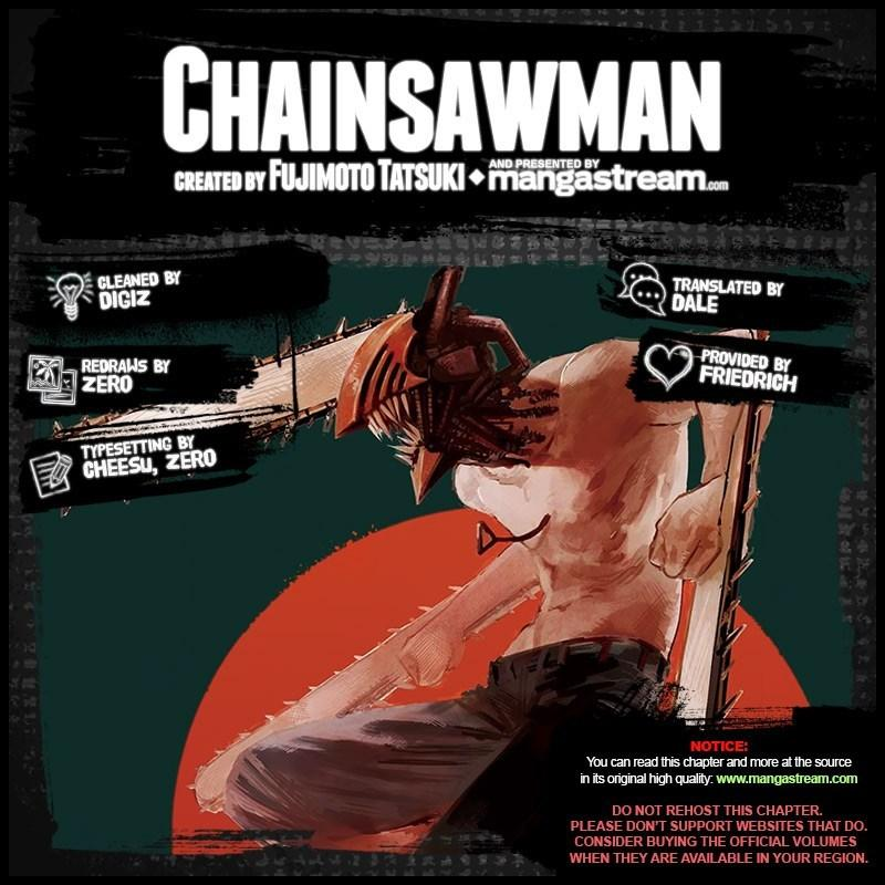 Chainsaw Man Chapter 13