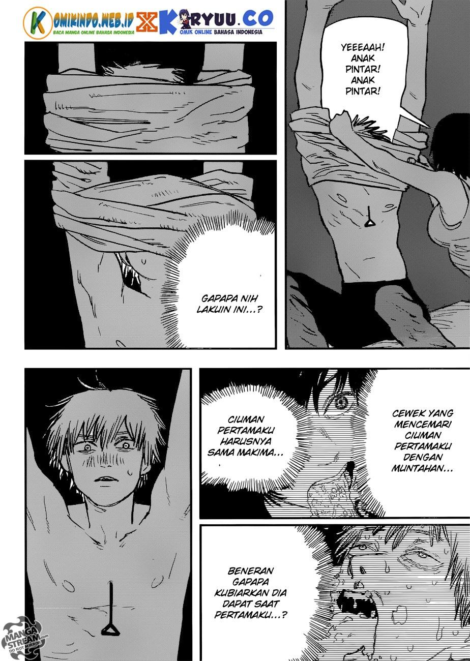 Chainsaw Man Chapter 22