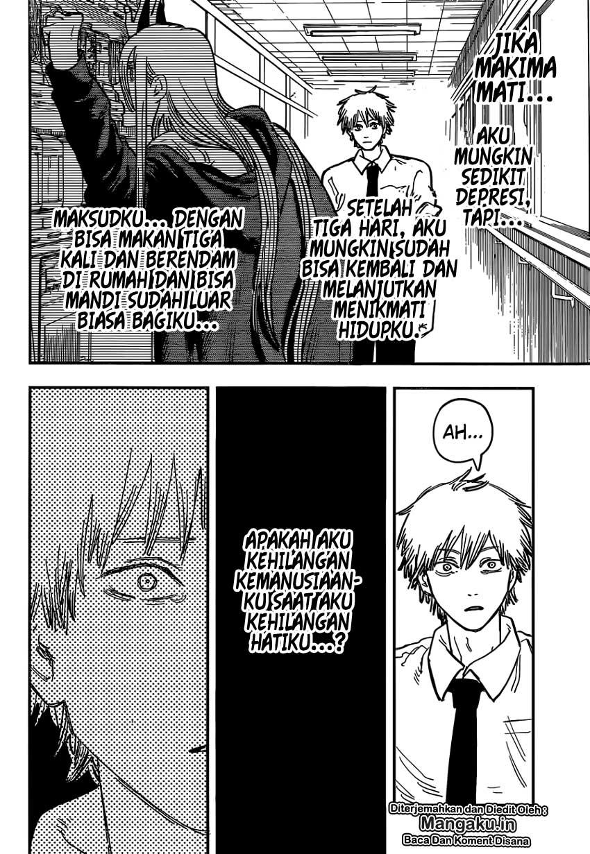 Chainsaw Man Chapter 29