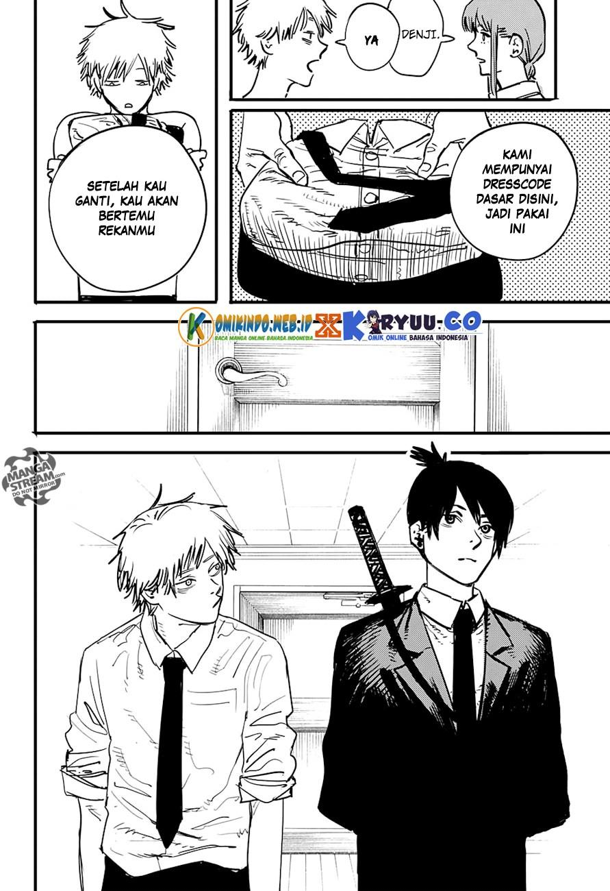 Chainsaw Man Chapter 3