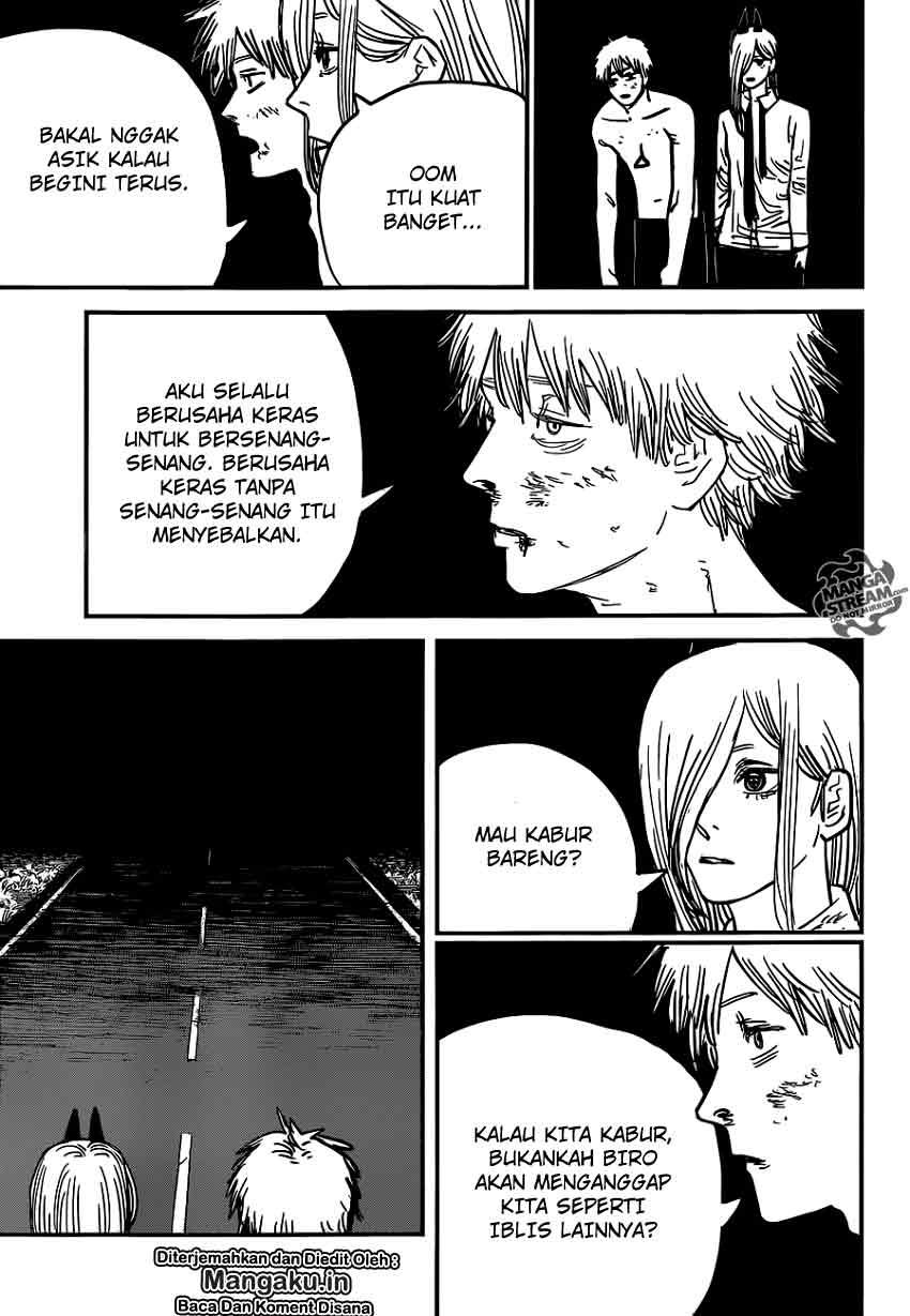 Chainsaw Man Chapter 30