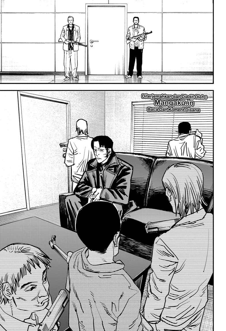 Chainsaw Man Chapter 32