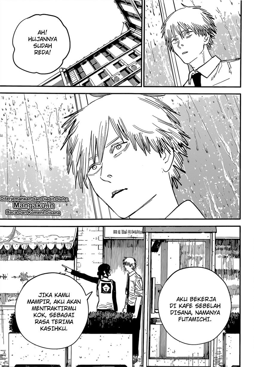 Chainsaw Man Chapter 40