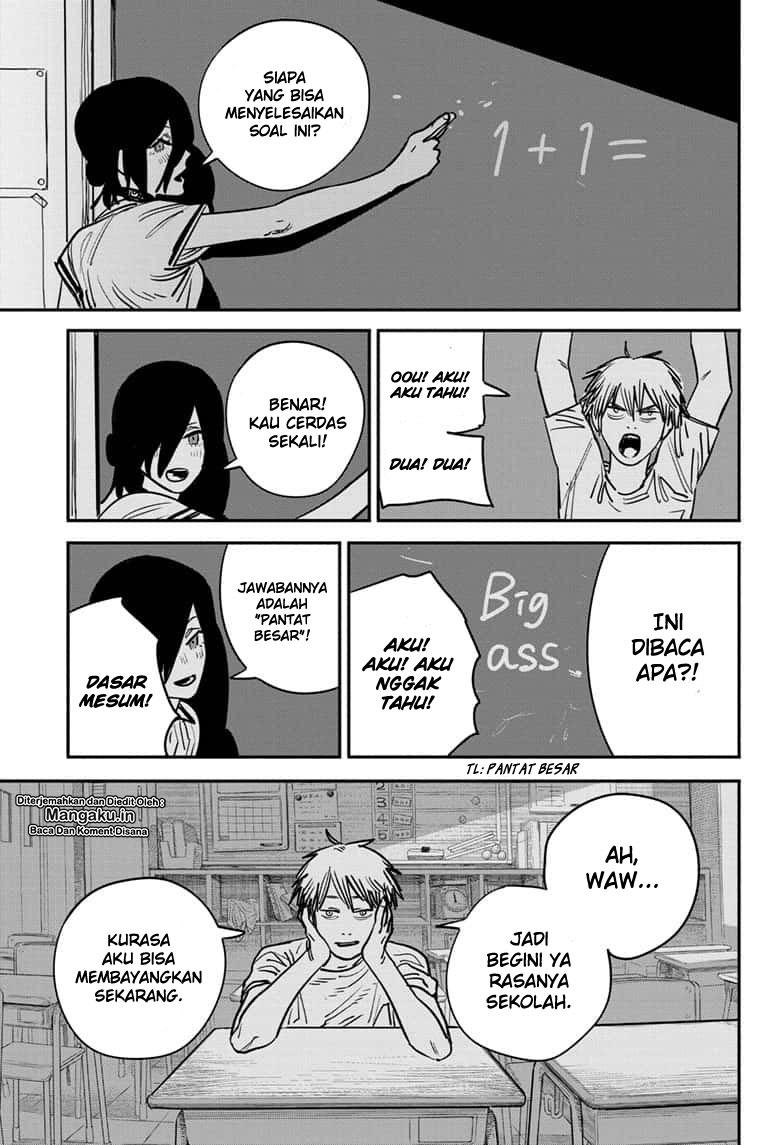 Chainsaw Man Chapter 42