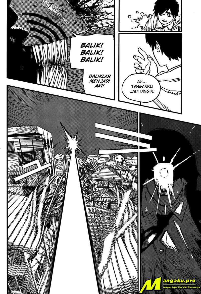 Chainsaw Man Chapter 79