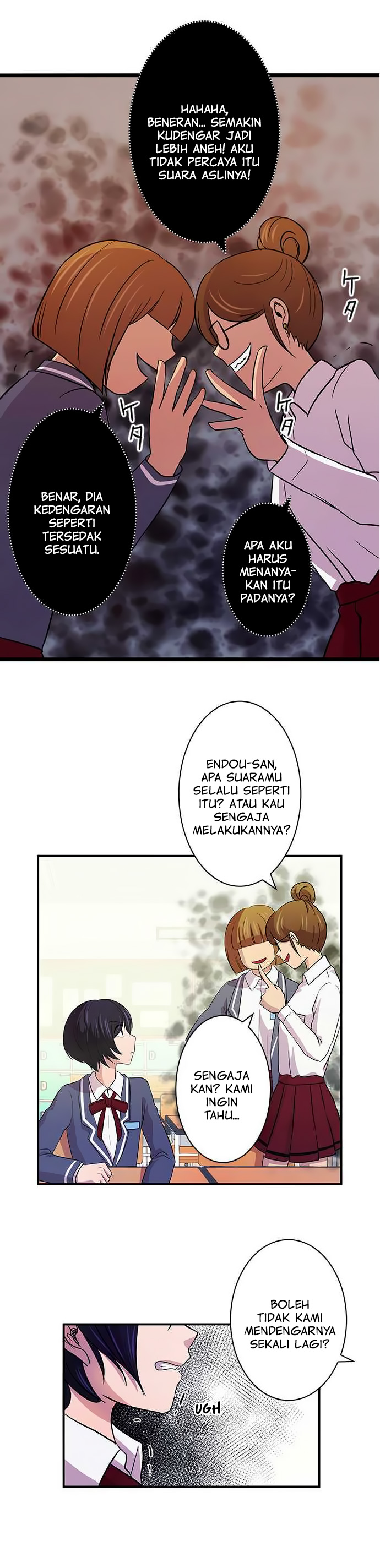 I Want to Be Normal Chapter 8