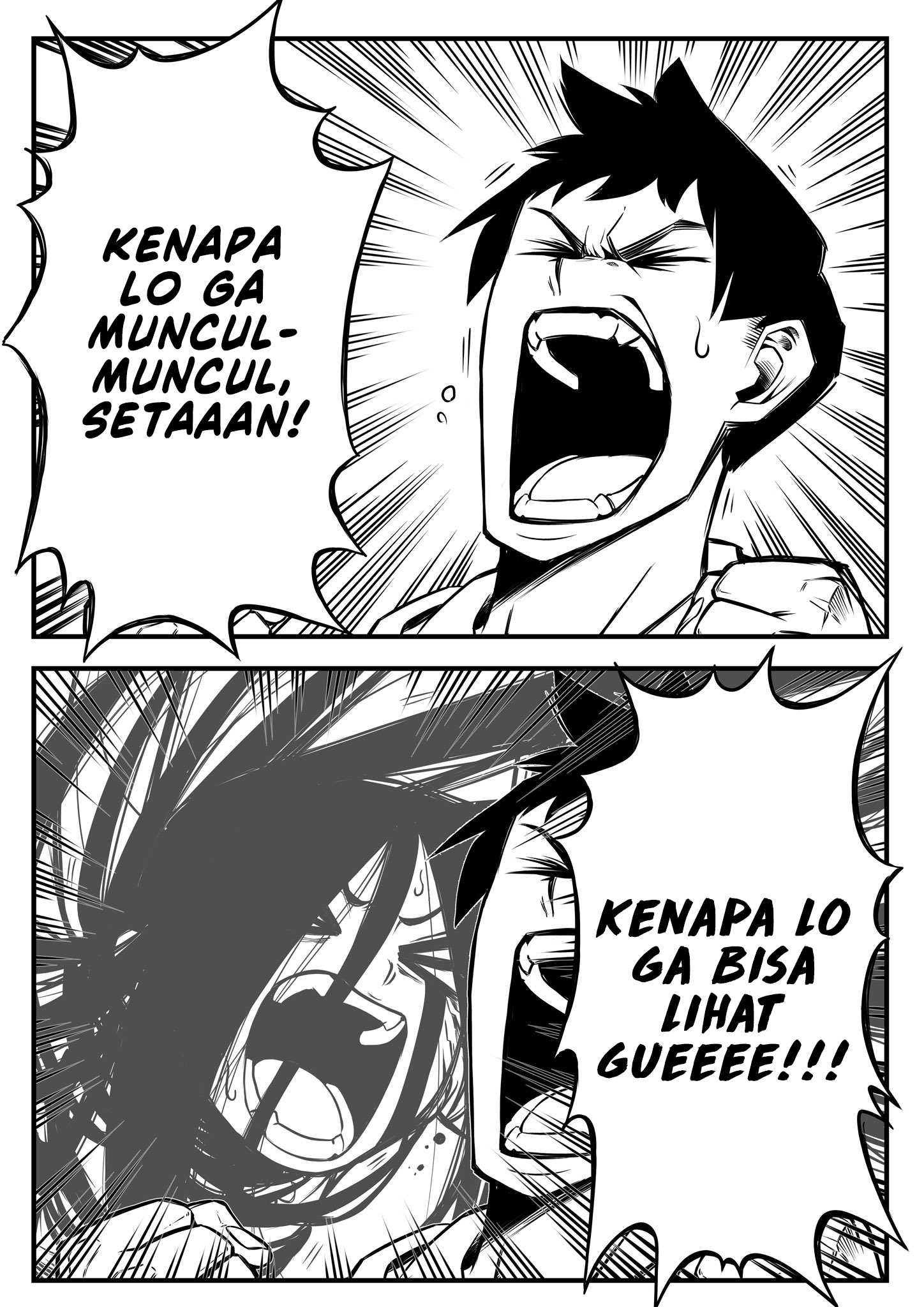 Spoiler Manga The Strongest Haunted House and the Guy With No Spiritual Sense 2