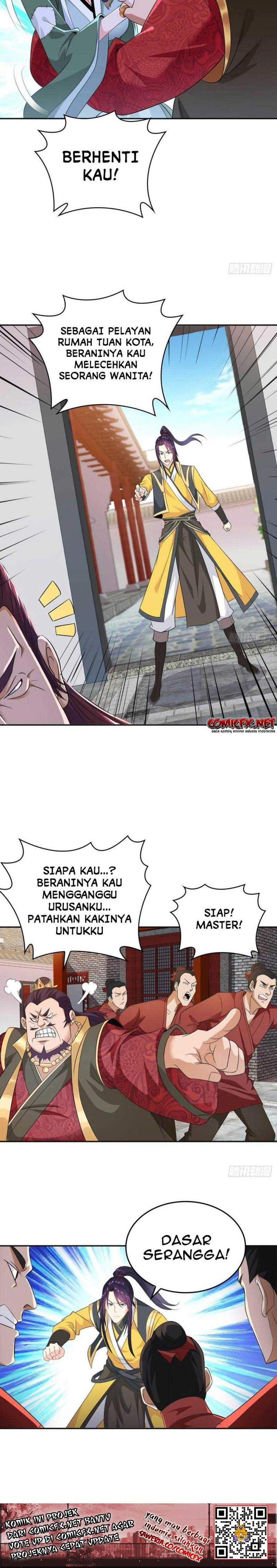 Forced To Become the Villain's Son-in-law Chapter 75